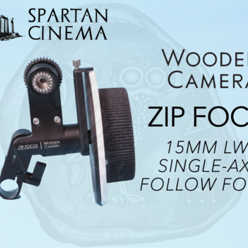 Rent Wooden Camera Zip Focus - 15mm LW Single Rod Follow Focus