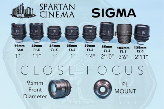 Sigma cine primes 8 lenses p2