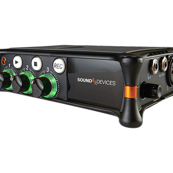 Rent Sound Devices MixPre 3 II