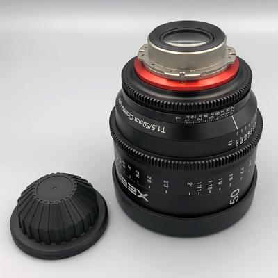 Xeen 50mm a