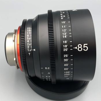 Rent Xeen 85mm/T1.5  PL Cine Lens