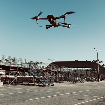 Rent DJI Mavic 2 Pro Drone Quadcopter
