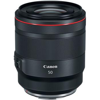 Rent Canon RF 50mm f/1.2L USM Lens