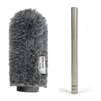 Rent Rode NTG3 Shotgun Microphone