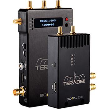 Rent Teradek Bolt Pro 2000 3G-SDI/HDMI Video Transceiver Kit 1x2