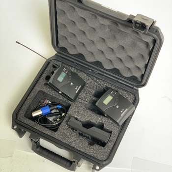 Rent Sennheiser G4 Wireless Lavalier Mic