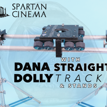 Rent Dana Dolly with Straight Track and Stands #2 (Anti-Tip)