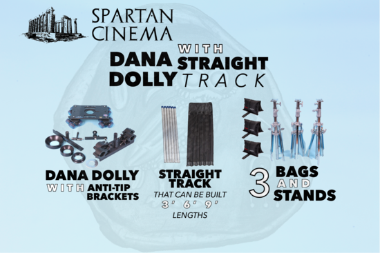 Danadolly and straight track p2