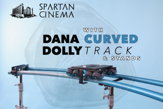 Danadolly and curved track p1