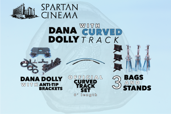 Danadolly and curved track p2