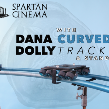 Rent Dana Dolly + Curved Track + Stands (Anti-Tip) #2