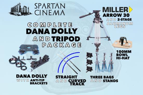 Complete danadolly millerarrow30 p1
