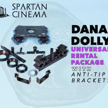 Rent Dana Dolly Universal Rental Kit + Anti-Tip Brackets #1