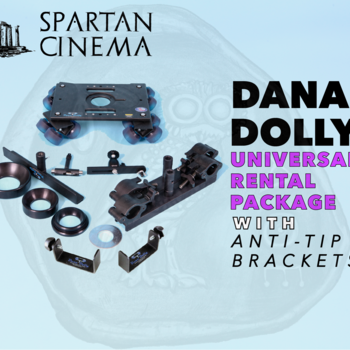 Rent Dana Dolly Universal Rental Kit + Anti-Tip Brackets #2