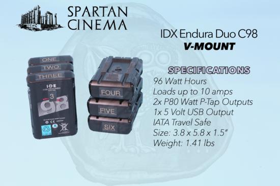 6xidx 96wh vmount p2