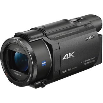 Rent Sony FDR-AX53 4K Ultra HD Handycam Camcorder