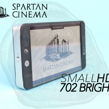 Rent SmallHD 702 Bright Monitor + Ultra Light Arm #2