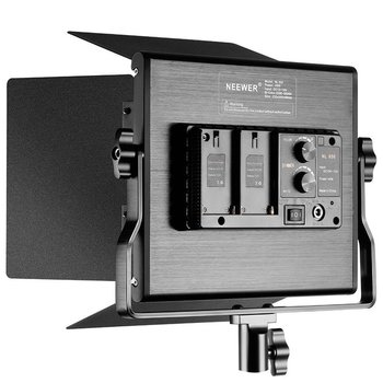 Rent Neewer LED Panel Light and Stand