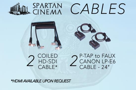 Smallhd 502 cables