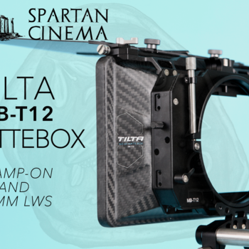 Rent Tilta 4×5.65 Carbon Fiber Matte Box (Clamp-on MB-T12) #1