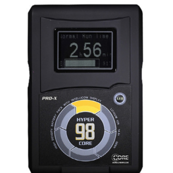 Rent Core SWX Slim 98Wh Gold Mount Battery (1 of 2)