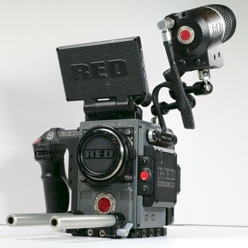 Rent RED Scarlet-W Dragon 5K Kit