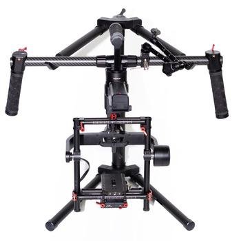 Rent DJI Ronin MX — Supports 10lbs! Fly Arri Alexa Mini, Red Raven/Scarlet, BlackMagic Ursa Mini Pro / Pocket 4K/6K, Sony FS5/FS7/FS700R and more!