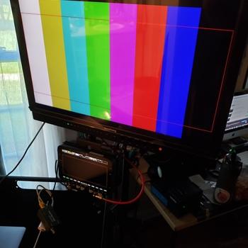 """Rent Flanders Scientific DM240 24"""" Monitor w/ field kit"""