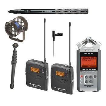 Rent Sennheiser Ew 100 ENG G3 Wireless Kit