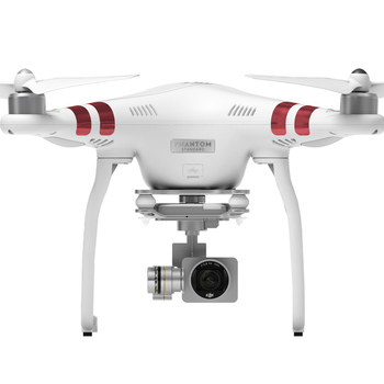 Rent DJI Phantom 3 Standard with 2.7K Camera and 3-Axis Gimbal + Extra Batteries, 64Gb SD, Thinktank Bag
