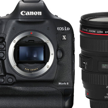 Rent Canon EOS-1D X Mark II w/ 24-105 and extras