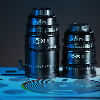 Rent Sigma Cine EF Zooms 18-35mm T2.0 and 50-100mm T2.0