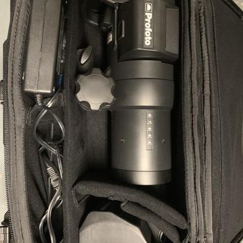 Rent Profoto B1X 500 AirTTL 1-Light To-Go Kit