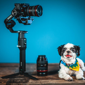 Rent Sony A7iii with Ronin-S and Lenses Camera Package