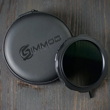 Rent Simmod - 77mm Variable Neutral Density Filter | 0.4 - 1.8