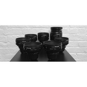 Rent Cooke Speed Panchro TLS Lens Set