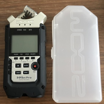 Rent H4N Pro Field Recorder with 32GB Memory Card