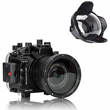 Rent Sony A73 Underwater Waterproof Housing Case
