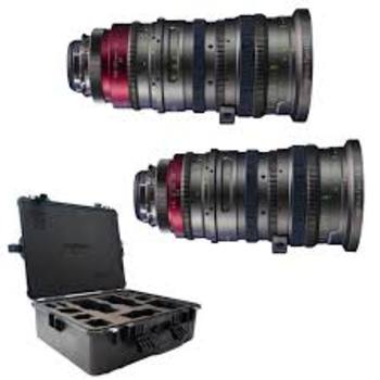 Rent Angenieux EZ-1 & EZ-2 Cinema Zoom Kit