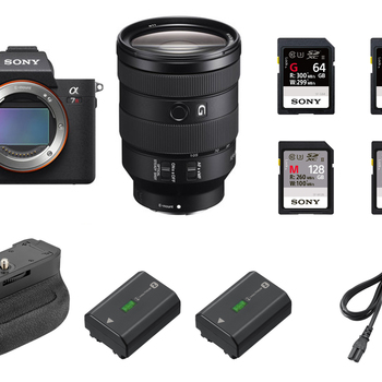 Rent Sony Alpha a7R III Mirrorless Digital Camera Kit