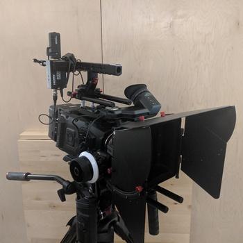 Rent Blackmagic Design Ursa Mini Pro 4.6K Full Filming Kit