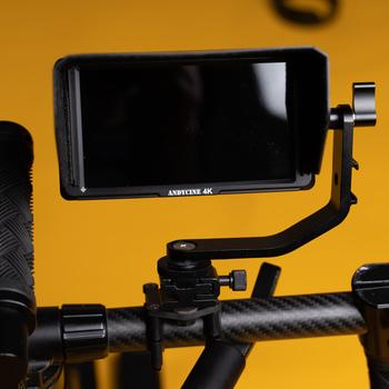 Rent DJI Ronin M + 2 batteries &5.6 inch Andycine 4k Monitor