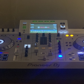 Rent NEW Pioneer XDJ-RX2 Controller (Limited edition white)