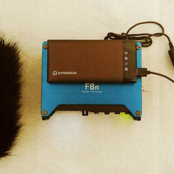 Rent Zoom F8n Field Recorder W/ Boom & Mic Kit