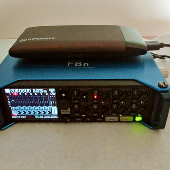 Rent Zoom F8n Field Recorder