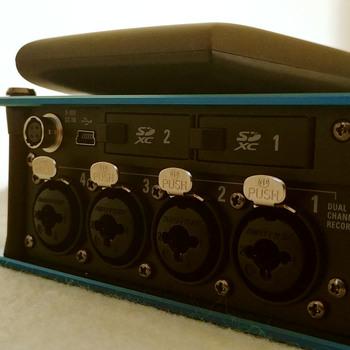 Rent Zoom F8n Field Recorder