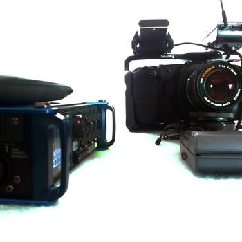 Rent BMPCC 4k  Indie Filmmaker Kit w/Field Recorder Mic, Boom & Sony Lav Kit