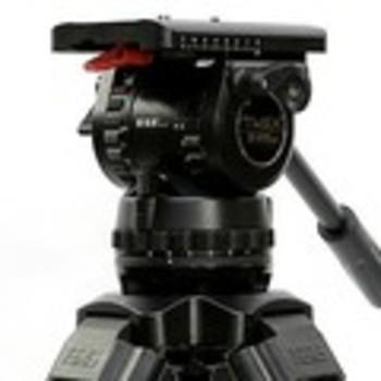 Rent Sachtler/Vinten Flowtech 100mm Tripod + Fluid Head (30lbs payload)