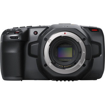 Rent Blackmagic Pocket Cinema Camera 6K Kit