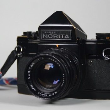 Rent Graflex Norita 66 with 80mm f2